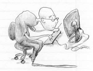 hunched-at-desk